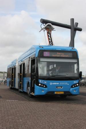 UE cere reducerea cu 30% a emisiilor pentru noile camioane si autobuze pana in 2030