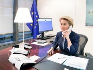 UE va ajuta la repatrierea a 100.000 de europeni blocati prin lume din cauza pandemiei