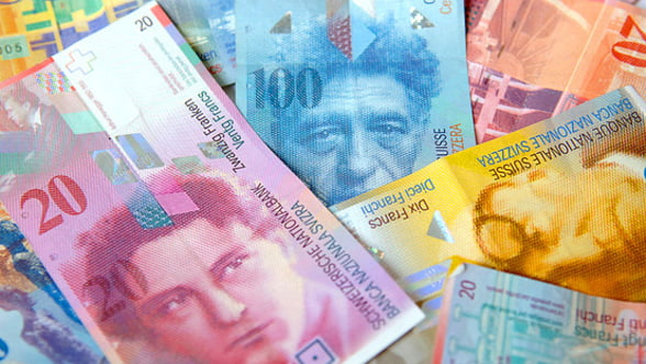 UE va ancheta manipularea dobanzilor la creditele in franci elvetieni