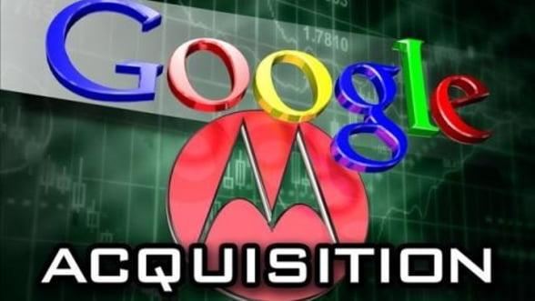 UE va aproba achizitia Motorola de catre Google