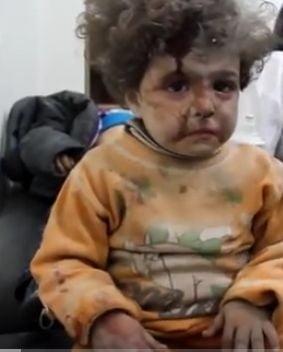 UNICEF trage un semnal de alarma: In 2016, au murit cei mai multi copii de cand a inceput razboiul in Siria. Profunzimea suferintelor e fara precedent