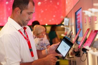 Vodafone Romania vinde tablete in rate: Vezi preturile si modelele