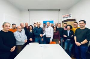 USR si PLUS s-au unit deja la Sibiu: Alianta va actiona de azi ca un singur partid