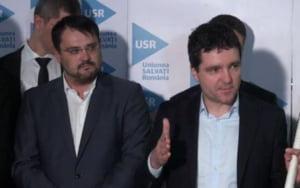 USR si-a lansat candidatii: Fostii ministri Cristian Ghinea si Vlad Alexandrescu, pe liste. Ciolos, viitor premier