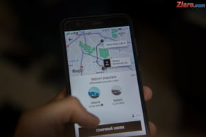 Uber: Daca noua legislatie ar intra in vigoare maine, peste jumatate dintre soferi ar avea conturile blocate