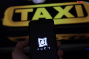 Uber cere din nou ordonanta promisa de Guvernul Dancila. Iata cati bani a dat compania la stat, comparativ cu taximetristii