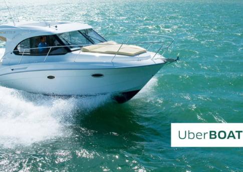 Uber se lanseaza la apa: Comanda-ti o croaziera de lux in apele Bosforului