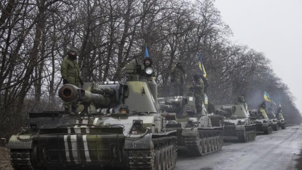Ucraina, razboiul de care a uitat toata lumea: ONU a numarat peste 9.000 de morti