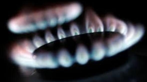 Ucraina a redus la jumatate importurile de gaze naturale din Rusia