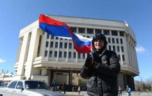 Ucraina a taiat aprovizionarea cu apa a Crimeii
