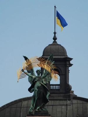 Ucraina face o miscare strategica in incercarea de a se lepada de Rusia