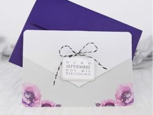Uimitoarele stiluri ale invitatiilor de nunta prezentate de designerii Deluxe Cards
