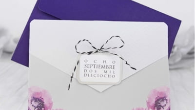 Uimitoarele Stiluri Ale Invitatiilor De Nunta Prezentate De