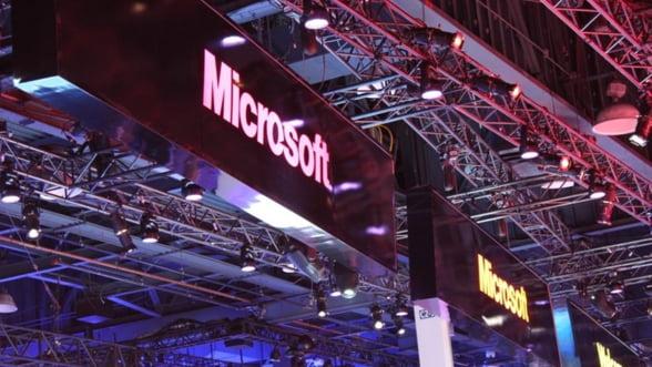 Ultima aparitie a Microsoft la CES, un spectacol