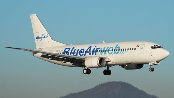 Ultima zi pentru depunerea ofertelor pentru achizitionarea companiei Blue Air