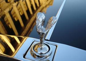 Un Rolls Royce, cea mai scumpa masina vanduta anul trecut in Romania