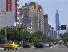 Un arhitect roman va proiecta un turn de 300 de metri in Taiwan