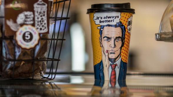 Un brand 100% romanesc a fost nominalizat la European Coffee Awards