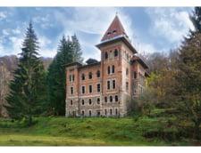 Un castel din Apuseni a fost scos la licitatie si costa cat un apartament din nordul Bucurestiului