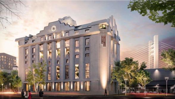 Un dezvoltator lituanian investeste peste 30 de milioane de euro in fosta fabrica de bere Grivita