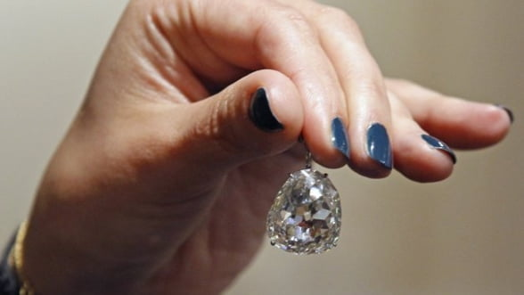 Un diamant de 400 de ani, scos la licitatie