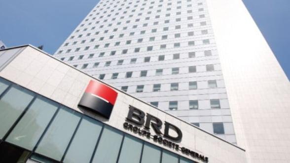 Un fond din Londra a devenit cel de al doilea actionar al BRD, dupa Societe Generale