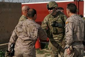 Un general american sustine ca Statul Islamic ar mai avea doar 15.000 de luptatori