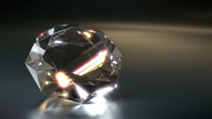Un mineral nemaivazut pe Pamant a fost descoperit in interiorul unui diamant