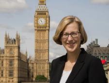 Un ministru britanic a demisionat dupa haosul de la votul pe Brexit din Parlament