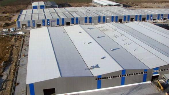 Un nou parc industrial rasare la 25 de km de Capitala