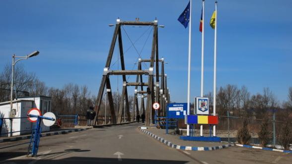 Un nou pod spre Ucraina, peste Tisa: Doar studiul de fezabilitate costa 800.000 euro