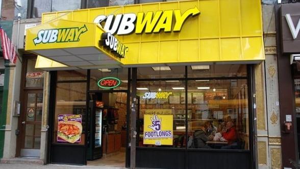 Un nou restaurant Subway, deschis in Bucuresti