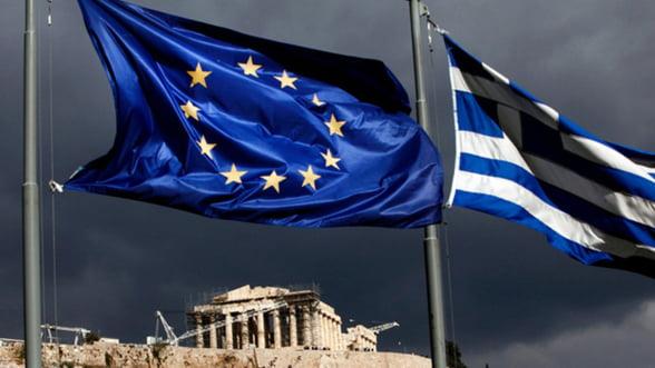 Un nou scenariu pentru Grecia: Faliment in interiorul zonei euro?