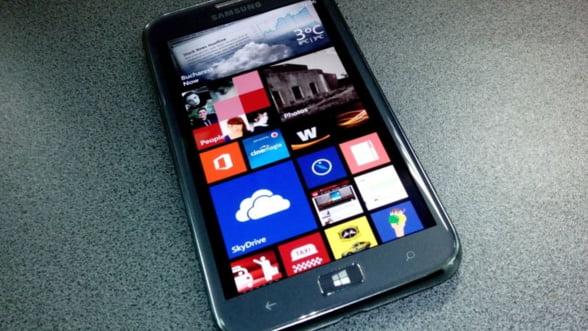 Un nou smartphone Windows Phone de la Samsung ajunge pe piata in 2014