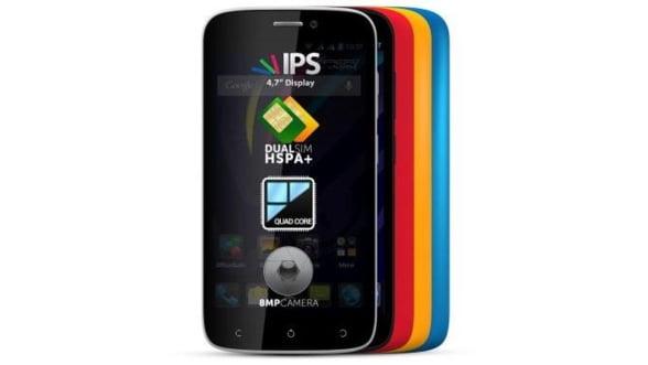 Un nou smartphone dual SIM: Allview Viper i