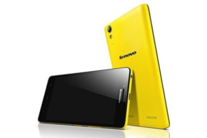 Un nou smartphone ieftin, lansat de Lenovo