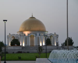 Un pas inainte pentru mega-moscheea din Bucuresti - a fost eliberat certificatul de urbanism