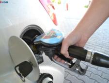 Un plin de carburant este cu peste 10% mai scump dupa un an de guvernare PSD