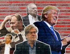Un rasist va deveni strategul sef de la Casa Alba? Trump a fost somat sa renunte la Bannon