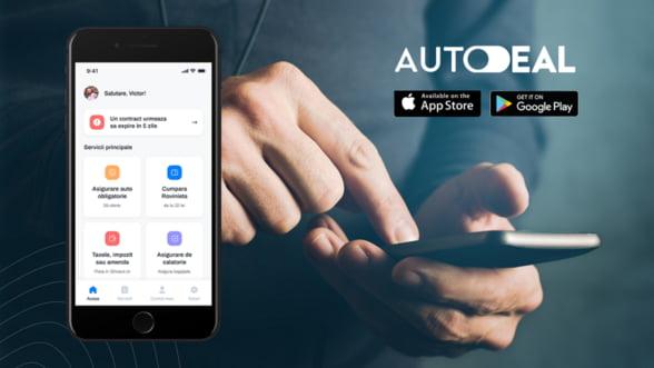Un start-up din Cluj lanseaza aplicatia Autodeal, cea mai complexa si completa solutie pentru gestionarea costurilor si obligatiilor auto disponibila in Romania
