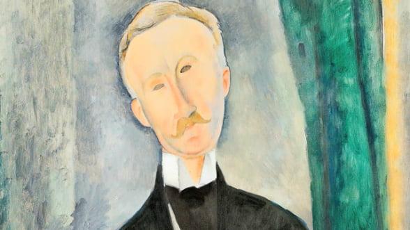 Un tablou de Modigliani, vandut la un pret sub estimari