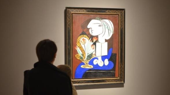 Un tablou de Pablo Picasso, vandut la licitatie cu 41,5 milioane de dolari