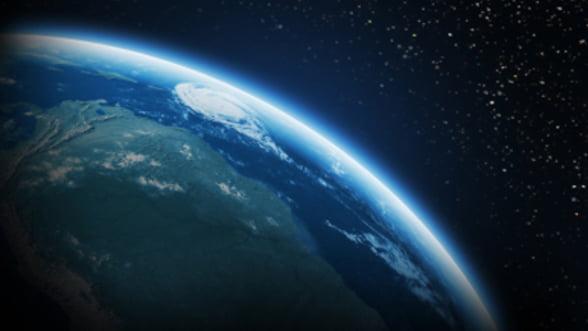 Un tandem de sateliti germani cartografiaza Terra in format 3D