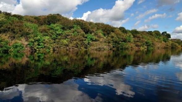 Un trib din Amazon e pe Google Earth