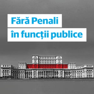 """Unda verde pentru intitiativa USR """"Fara penali in functii publice"""". CCR a decis ca e constitutionala"""