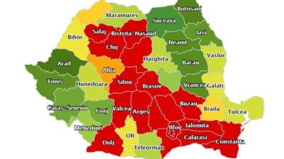 Unde mai gasiti locuri libere in tara pentru programarea la vaccinarea anti-Covid. In Bucuresti si 17 judete, niciun loc disponibil