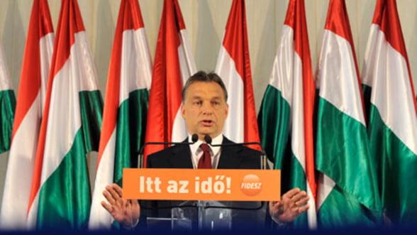 Ungaria a adoptat legea privind Banca Centrala, in favoarea lui Viktor Orban