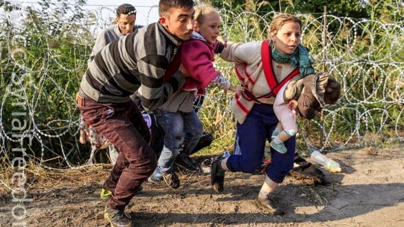 """Ungaria dubleaza noua """"cortina de fier"""" din calea refugiatilor"""
