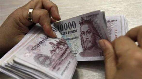 Ungaria vizeaza un imprumut de 17-20 miliarde euro de la FMI si UE