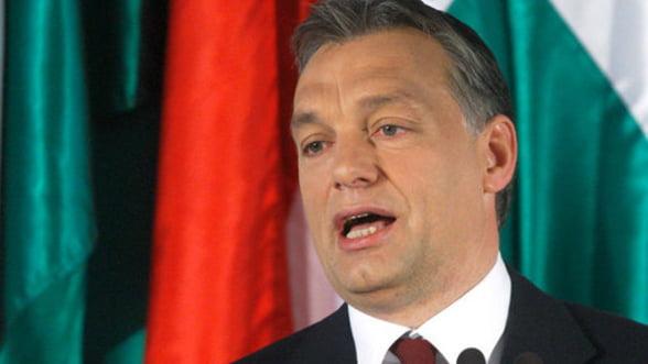 Ungaria vrea sa ajunga rapid la o intelegere cu UE